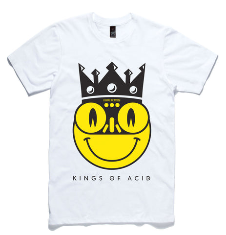 Harris Robotis Kings of Acid T-shirt