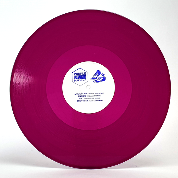Purple Disco Machine - The Soulmatic Remixes (Record Store Day Purple Vinyl) 12""