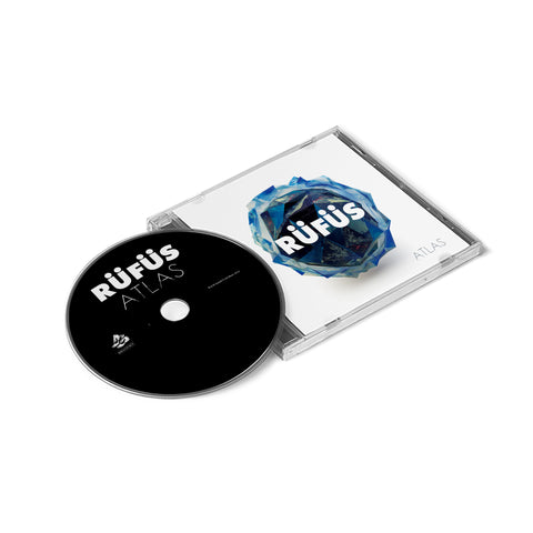 RÜFÜS - Atlas - CD