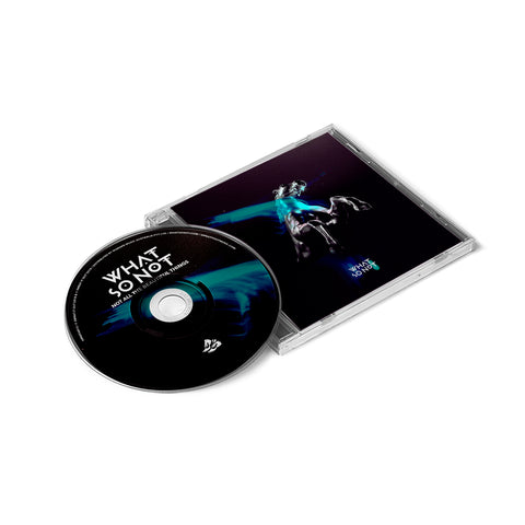 What So Not Not All The Beautiful Things (CD) PRE-ORDER