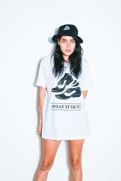 SWEAT IT OUT BUCKET HAT