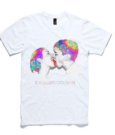 Crooked Colours Capricious T-shirt