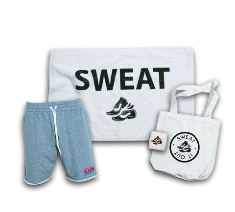 SWEAT IT OUT GYM KIT