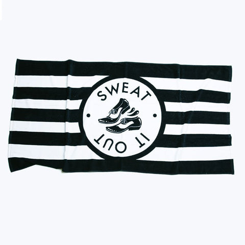 Sweat It Out Gym Towel