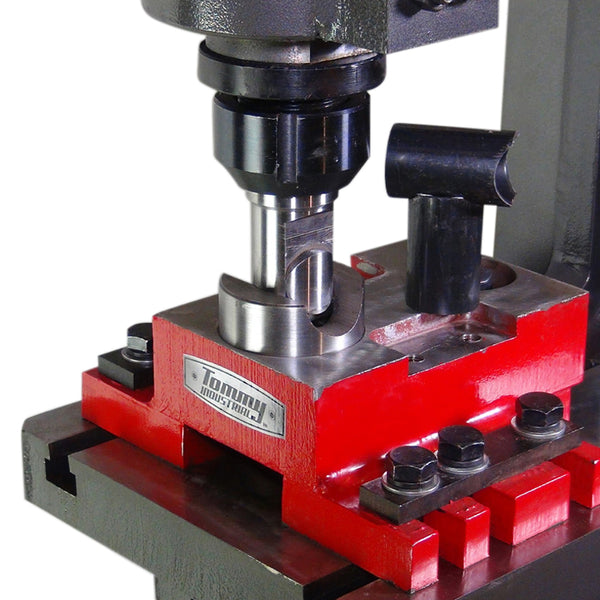 "Tommy Industrial® Pipe notcher tooling for 2"" Schedule 40 Pipe."