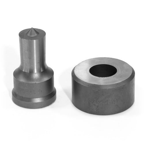"7/16"" ROUND PUNCH & DIE SET"