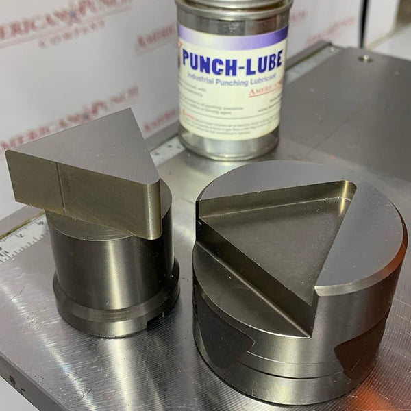"Tommy Industrial® 1/2"" Picket Tooling Punch and Die"