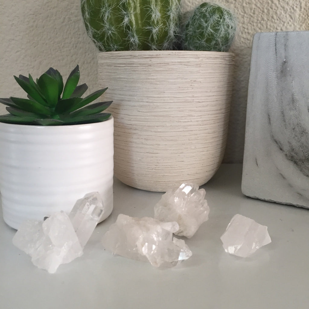 Small Clear Quartz Cluster