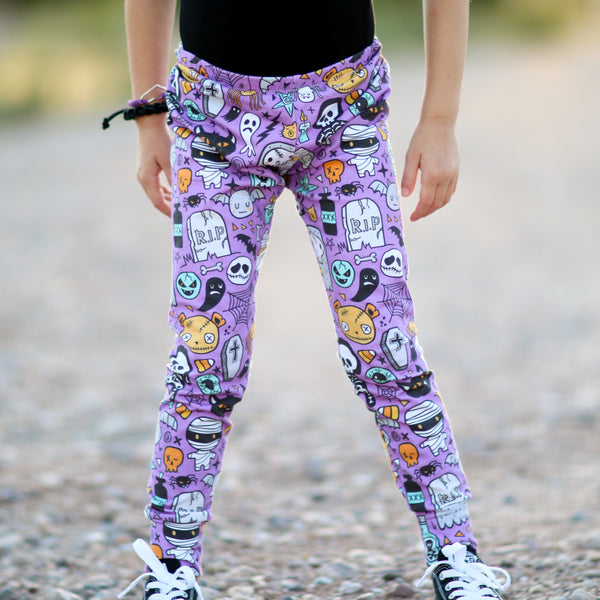 Halloweentown Leggings