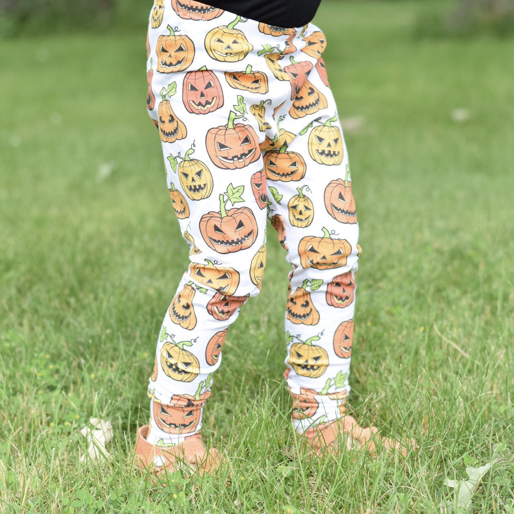 Jack o' Lantern Leggings