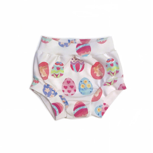 Pastel Easter egg Shorts & Bummies