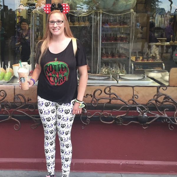 Poison Apple womens Leggings