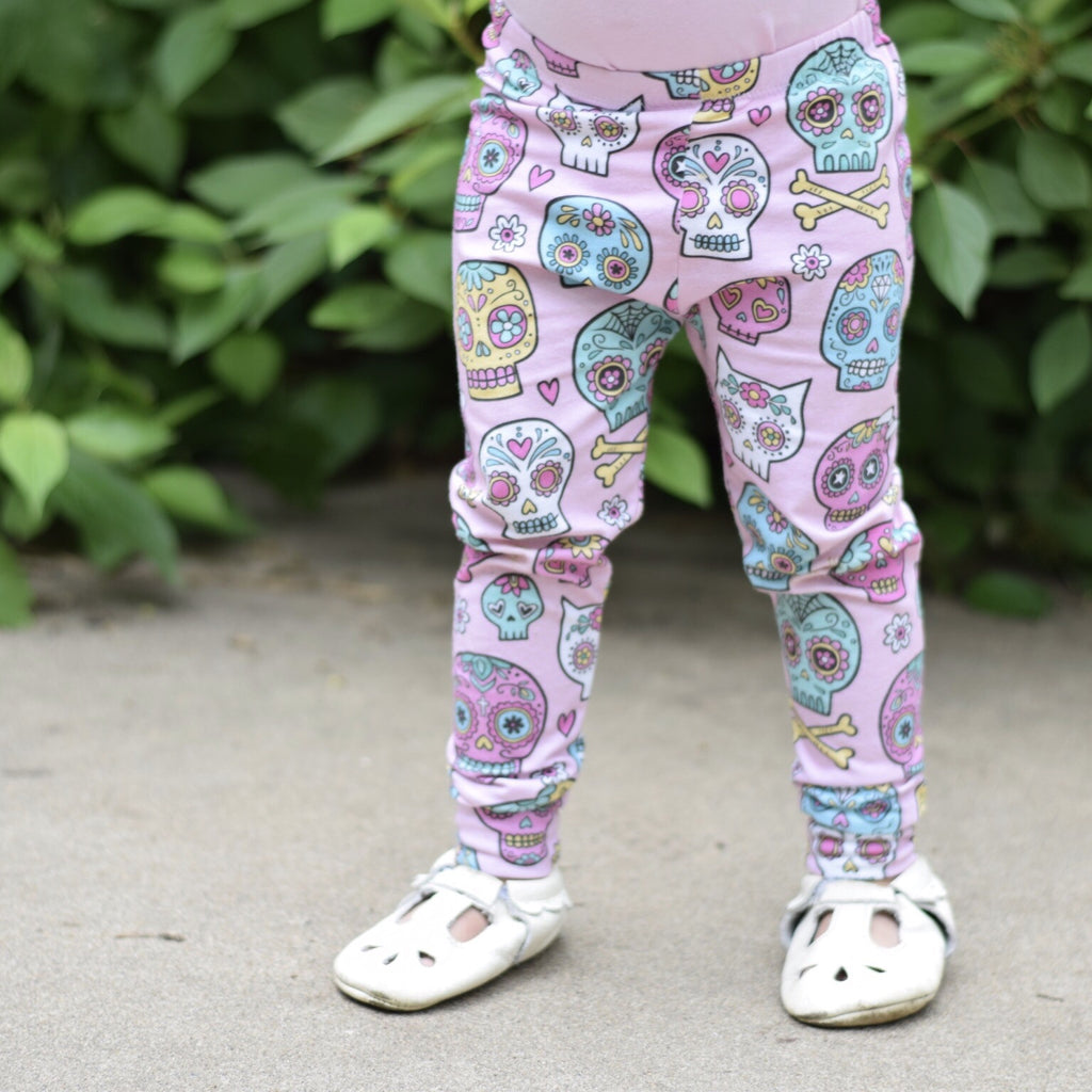 Skully babe Leggings