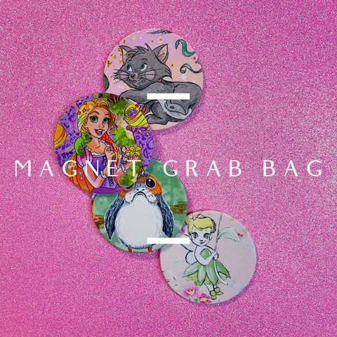 Magnet Grab bag
