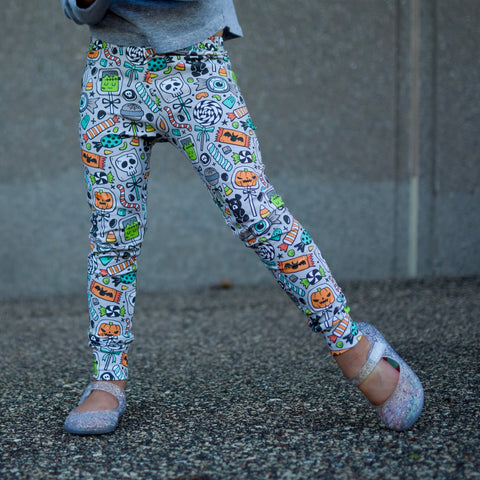 Creepy Candy leggings