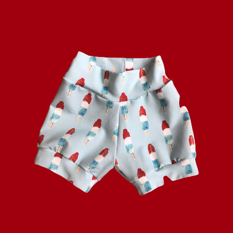 Bomb pop Shorts & Bummies