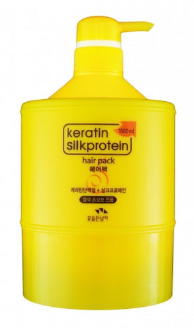 [소망화장품] Keratin Silk protein Hair Pack 1000ml