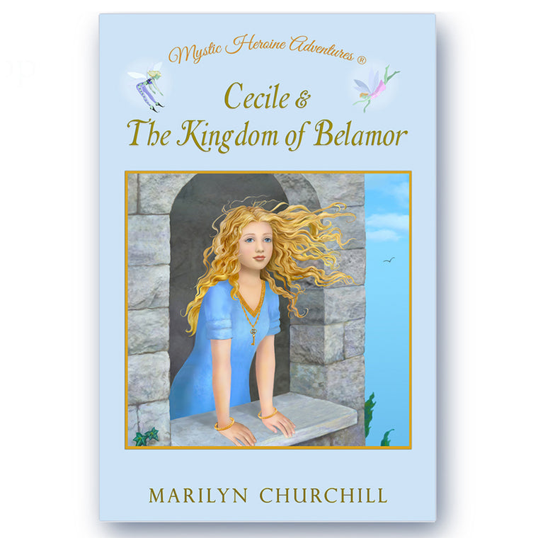 Cecile & The Kingdom of Belamor -Softcover - 275 Pages - 75 Illustrations