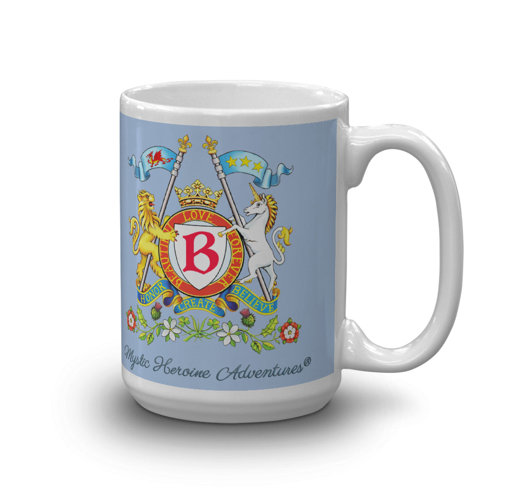 "The 15 oz ""Noble Cause""  Mug"