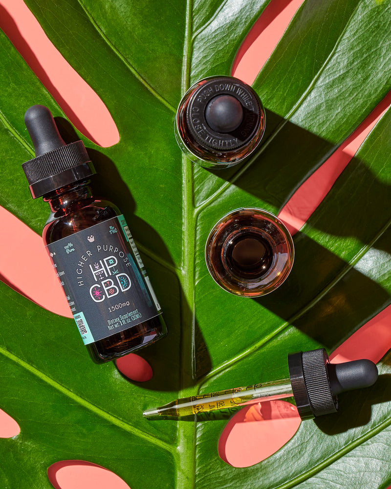 500mg Full Spectrum Tincture