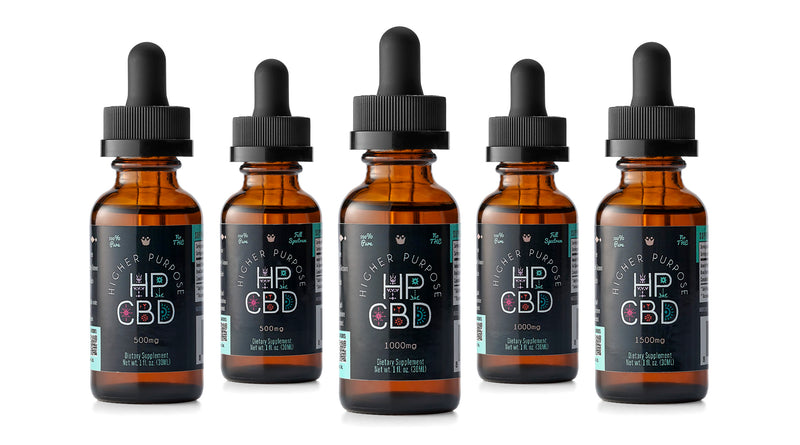 1500mg Broad Spectrum Tincture