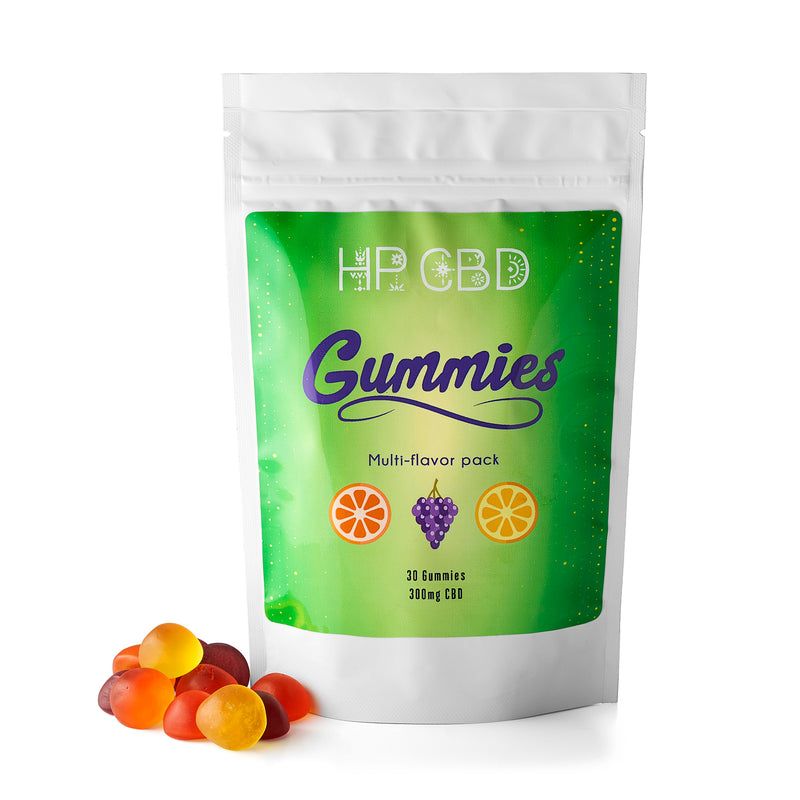 HP-CBD Gummies