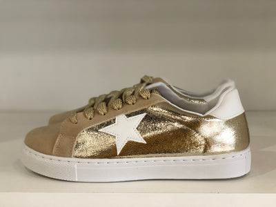 Golden Star Sneaker