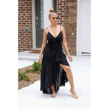 Load image into Gallery viewer, The Bliss Wrap Dress