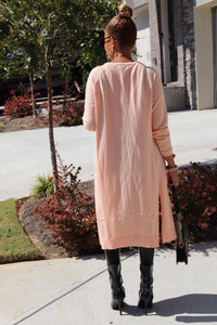 Peachy Duster