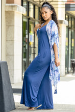 Load image into Gallery viewer, Azul Lounge Jumpsuit - Shop Luxe Dolls
