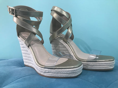 On The Wedge Sandal - Shop Luxe Dolls