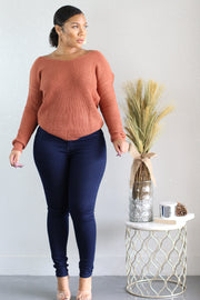 Fireside Nights Sweater - Shop Luxe Dolls