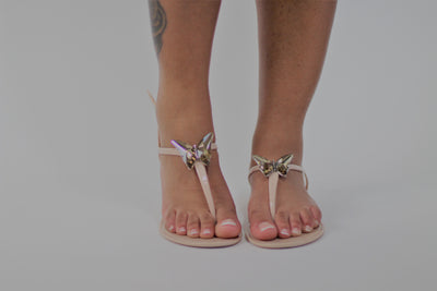 Butterfly Effect Sandals - Shop Luxe Dolls