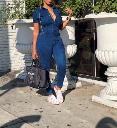 Baby Blues Jumpsuit