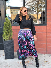 Nothing But Love Skirt