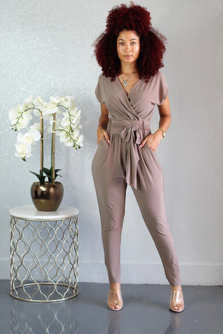 Oats And Honey Jumpsuit