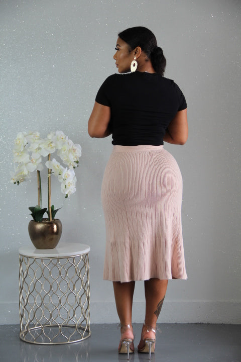 I Am Pretty In Pink Skirt - Pre Order - Shop Luxe Dolls