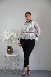 Penelope Blouse - Shop Luxe Dolls