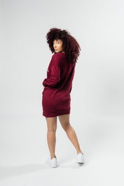 Casual CC Sweater Dress - Shop Luxe Dolls