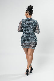 Static Shock Dress - Shop Luxe Dolls