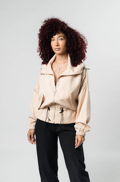 Plugged In Shirt Jacket - Shop Luxe Dolls