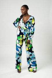 The Tropical Jumpsuit