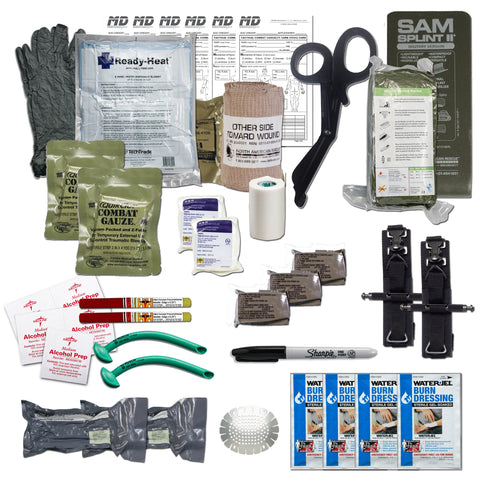 MD CLS STOCK - COMBAT LIFE SAVER KIT RESTOCK MODULE