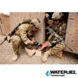 "WATER-JEL® TACTICAL BURN DRESSING 4""x4"" (Case of 60)"