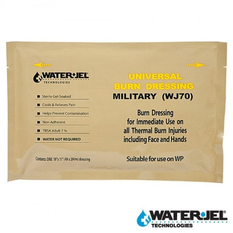 "WATER-JEL® UNIVERSAL BURN DRESSING 19""L x 11""W (Case of 20)"