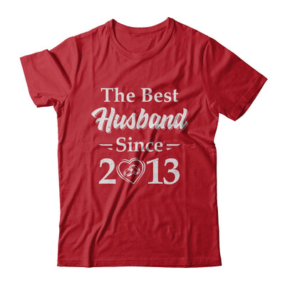 7th Married Together Anniversary Since 2013 Wife Husband T-Shirt & Hoodie | Teecentury.com