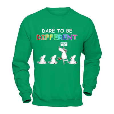 Rainbow Dare To Be Different T-Shirt & Hoodie | Teecentury.com
