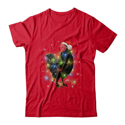 Funny Chickmas Lights Chicken Lights T-Shirt & Sweatshirt | Teecentury.com