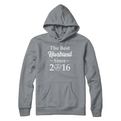 4th Married Together Anniversary Since 2016 Wife Husband T-Shirt & Hoodie | Teecentury.com
