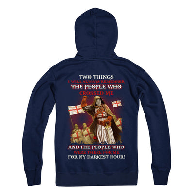 Knight Templar Who Were There For Me For My Darkest Hour T-Shirt & Hoodie | Teecentury.com